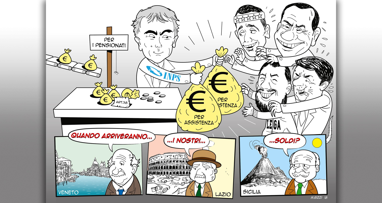 Vignette Divertenti Sui Pensionati Powermall